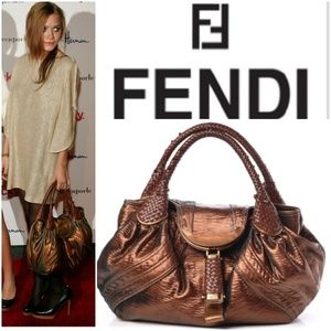 f0982415e87 Women Patent Leather Fendi Bag on Poshmark